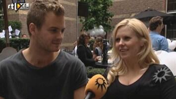 RTL Boulevard Zwangere Bettina Holwerda vindt stilzitten maar niks