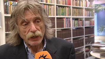 RTL Boulevard Voetbalstrijd op tv: VI Oranje staat voor