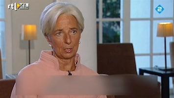 RTL Nieuws IMF: Nederland pas op!