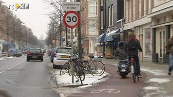 RTL Nieuws Amsterdam gaat snorscooters van fietspad weren