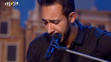 Holland's Got Talent Paulo (zang)