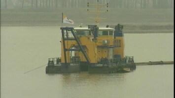 RTL Transportwereld Transport van diepwinzuiger