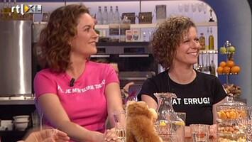 Carlo & Irene: Life 4 You Maike en Margot uit Toren C