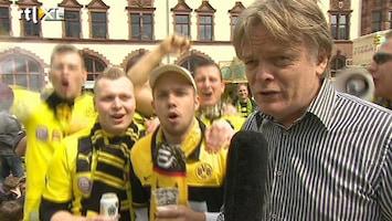RTL Nieuws Fans Dortmund massaal bijeen voor finale