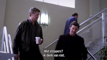 Grey's Anatomy Kung fu fighting