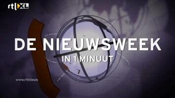 RTL Nieuws De Nieuwsweek in 1 Minuut (plus)