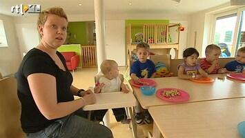 RTL Nieuws 'Geen camera's in kinderopvang'