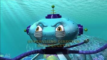 Dive Olly Dive Ik dacht dat ik een zeeslang zag!