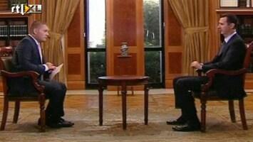 RTL Nieuws Druk onderhandelen over wapendeal Damascus