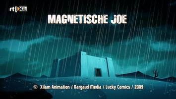 De Daltons Magnetische Joe