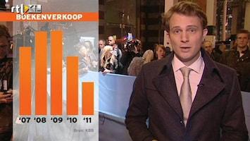 RTL Nieuws Even geen crisis op het boekenbal
