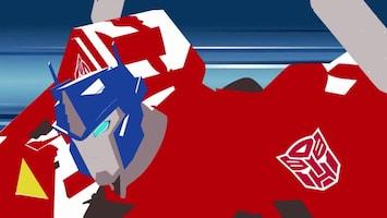 Transformers Cyberverse Afl. 18