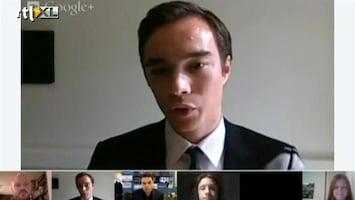 RTL Nieuws Hangout: Kan de president de polarisatie doorbreken?