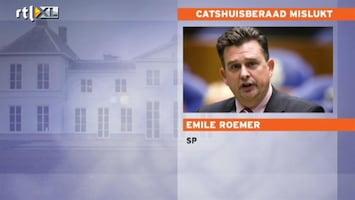 RTL Nieuws Roemer: 7 weken weggegooid, verkiezingen