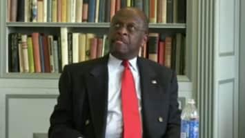 RTL Nieuws Moment van de waarheid voor Herman Cain