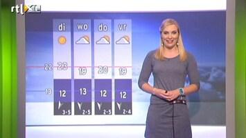 RTL Weer Buienradar Update 08 juli 2013 16:00 uur