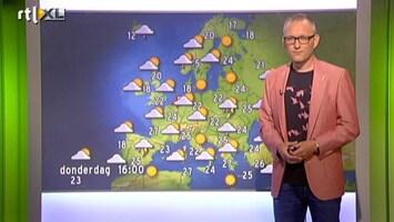 RTL Weer Buienradar Update 5 juni 2013 12:00 uur