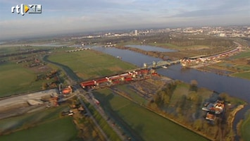 RTL Nieuws Sneller met de trein van Amsterdam naar Zwolle