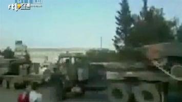 RTL Nieuws Leger Syrië bestormt wijk Damascus