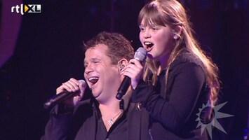 RTL Boulevard Wolter Kroes met dochter Pamela in de HMH
