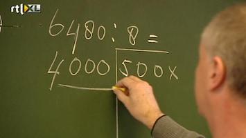 RTL Nieuws Wiskunde voor havisten examenvak