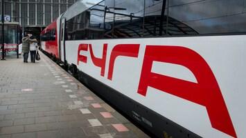 RTL Nieuws Belgische inspectie verbiedt reizen met Fyra
