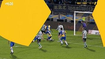 Rtl Voetbal: Jupiler League - Uitzending van 01-10-2010