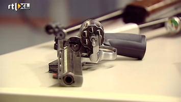 RTL Nieuws Nog altijd vrees voor psychotische wapenbezitters