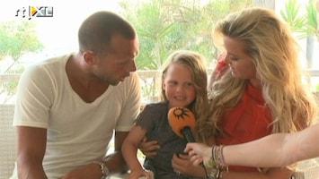 RTL Boulevard Dochter Heitingaatjes neemt interview over