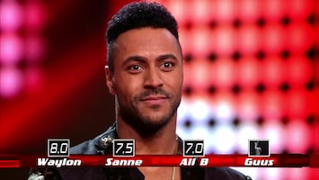 The Voice Of Holland Liveshow 1