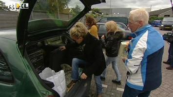 Diva's Draaien Door - Tatjana In De Achterbak!