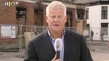 RTL Nieuws 'Angst voor pyromaan in Winschoten'