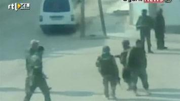 RTL Nieuws VN: burgeroorlog in Syrië