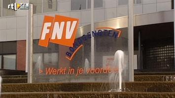 RTL Nieuws Nieuw pensioenplan FNV Bondgenoten