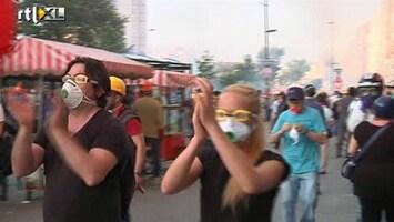 RTL Nieuws Istanbul opgeruimd, maar onvrede blijft