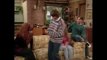 Married With Children Dances with Weezie