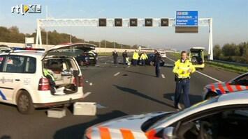RTL Nieuws Dode door politie gecreëerde file