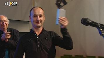 RTL Nieuws Ivo Coolen wint Stan Storimansprijs