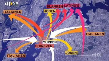 RTL Nieuws Zelfs in smeltkroes New York botst het soms