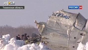 RTL Nieuws 31 doden bij vliegtuigongeluk in Rusland