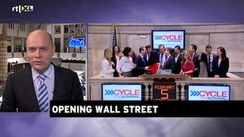 Rtl Z Opening Wall Street - Afl. 25