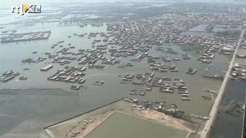 RTL Nieuws 1,8 miljoen daklozen door overstromingen