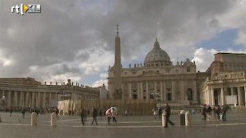 RTL Nieuws Vaticaan ernstig in verlegenheid gebracht