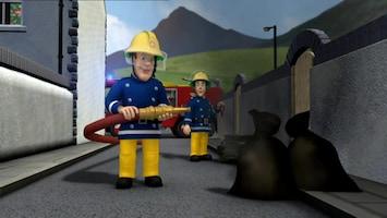 Brandweerman Sam - Een Plakkerige Situatie