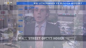 RTL Z Opening Wallstreet Afl. 198