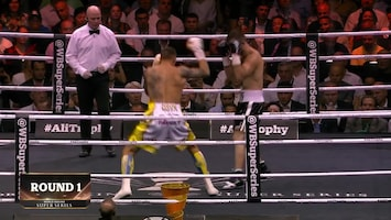 World Boxing Super Series Usyk vs. Gassiev