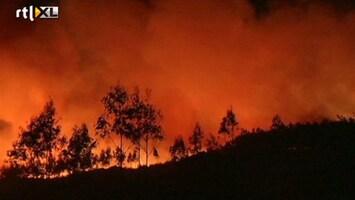 RTL Nieuws Bosbranden teisteren Portugal en Spanje