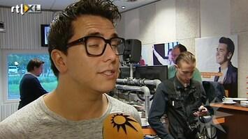 RTL Boulevard Jan Smit presenteert bij 100% NL