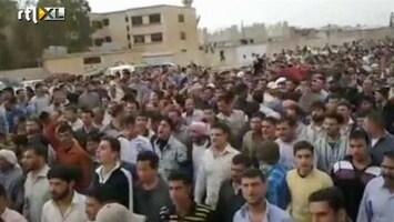 RTL Nieuws Weer onrust in Syrië