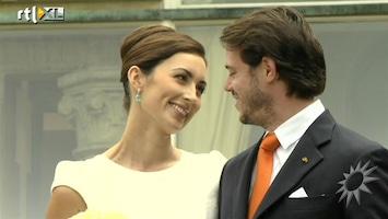 RTL Boulevard Huwelijk Claire en Felix van Luxemburg